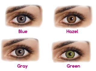Comprar lentillas de color Lens 55 Color