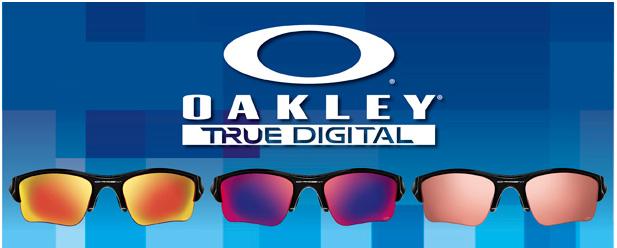 Gafas de sol graduadas Oakley True Digital