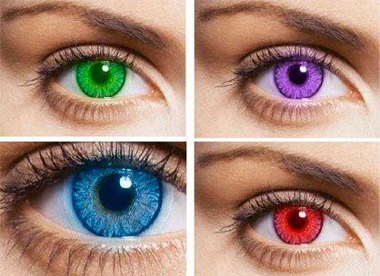 b1f2a5806b Prodevisión | Lentillas de color, cambia el color de tu iris.