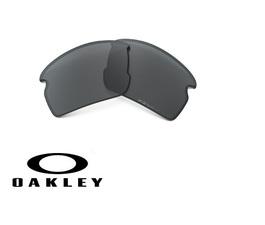 Lente de Recambio Oakley OO9295 Flak 2.0 Black Iridium Polarized