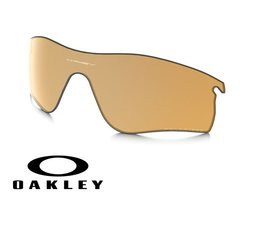 Lente de Recambio OO9181 Radarlock Path Bronze Polarized
