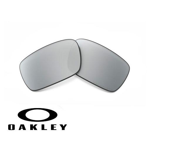 3061382fd38 Replacement Lenses Oakley OO9264 Mainlink Chrome Iridium