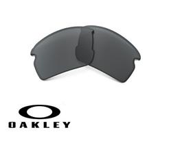 Lente de Recambio Oakley OO9295 Flak 2.0 Black Iridium