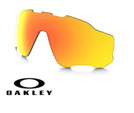 Lente de Recambio Oakley OO9290 Jawbreaker Fire Iridium Polarized