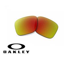 Lentes de Recambio Oakley OO9262 Sliver Ruby Iridium