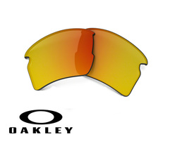 Lente de Recambio Oakley OO9188 Flak 2.0 XL Fire Iridium