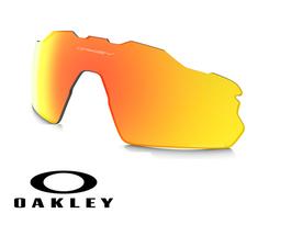 Lente de Recambio Oakley OO9211 Radar Ev Pitch Fire Iridium Polarized