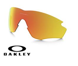 Lente de Recambio Oakley OO9343 M2 Frame XL Fire Iridium