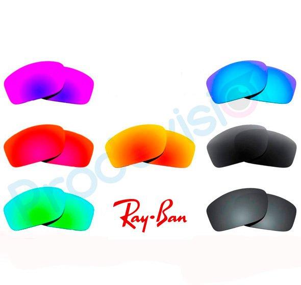 Cristales Gafas Ray-Ban