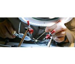 ✓ Reparaciones de gafas de metal
