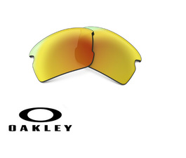 Lente de Recambio Oakley OO9295 Flak 2.0 Fire Iridium