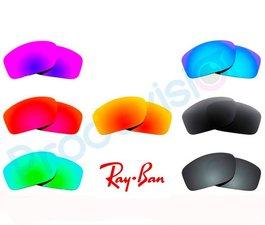 Lentes Ray-Ban sol polarizadas