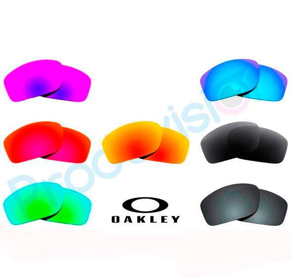 Cristales gafas Oakley