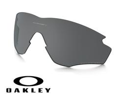 Lente de Recambio Oakley OO9343 M2 Frame XL Black Iridium Polarized