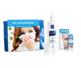 Kit Antialergias Acuaiss