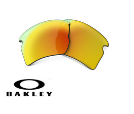 Lente de Recambio Oakley OO9188 Flak 2.0 XL Fire Iridium Polarized