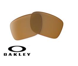 Lente de Recambio Oakley OO9263 Turbine Dark Bronze
