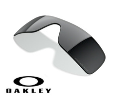 Lente de Recambio Oakley OO9101 Batwolf  Black Iridium Polarized