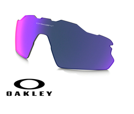 Lente de Recambio Oakley OO9208 Radar Ev Path Positive Red Iridium