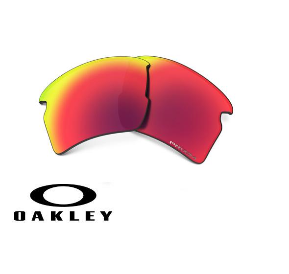 bcfe3031e1 Lente de Recambio Oakley OO9188 Flak 2.0 XL Prizm Road