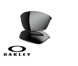 Lente de Recambio Oakley OO9144 Half Jacket 2.0  Black Iridium Polarized
