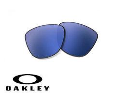 Lentes de Recambio Oakley OO9013 Frogsking Sapphire Iridium