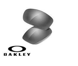 Lente de Recambio Oakley OO9238 Fives Squared Black Iridium Polarized