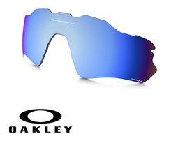 Lente de Recambio Oakley OO9208 Radar Ev Path Prizm Sapphire