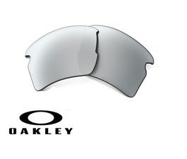 Lente de Recambio Oakley OO9188 Flak 2.0 XL Chrome Iridium Polarized