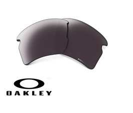 Lente de Recambio Oakley OO9188 Flak 2.0 XL Prizm Black Polarized