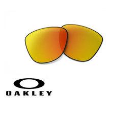Lentes de Recambio Oakley OO9013 Frogsking Fire Iridium