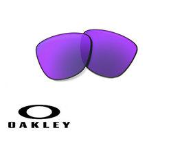 Lente de Recambio Oakley OO9013 Frogsking Violet Iridium