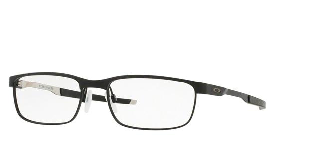 a0eb5ed554 Prescription glasses Oakley Frame OX3222 STEEL PLATE 322203