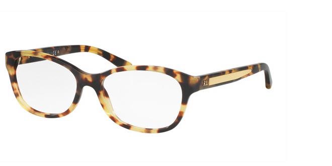 Polo Ralph Lauren 2027 Eyeglasses Black 5011 Optical Frame