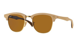 RB3016M CLUBMASTER WOOD