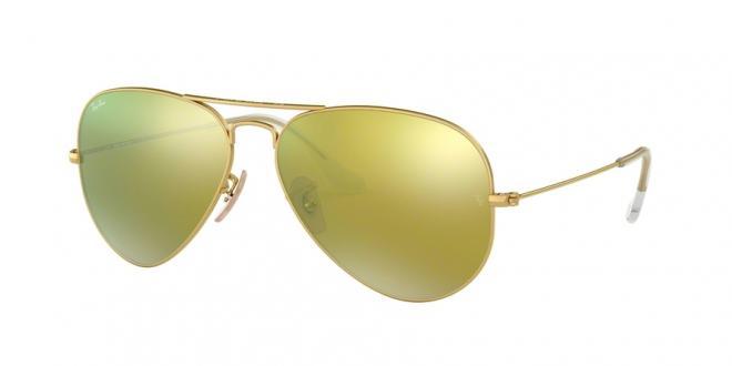 Gafas de sol Ray Ban modelo Round Metal RB3447 00158