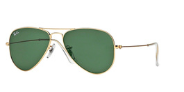 RB3044 AVIATOR SMALL METAL