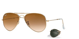 RB3479 AVIATOR FOLDING