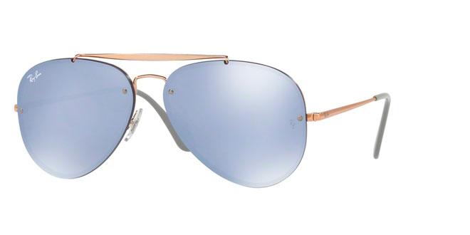 e0d5ae420ab Sunglasses Ray-Ban RB3584N BLAZE AVIATOR 90531U