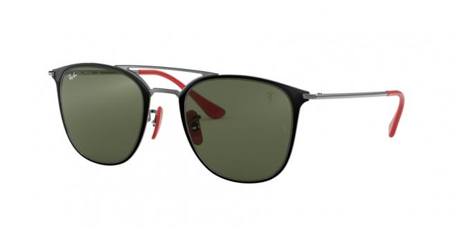 27fd219098e Sunglasses Ray-Ban RB3601M SCUDERIA FERRARI COLLECTION ...