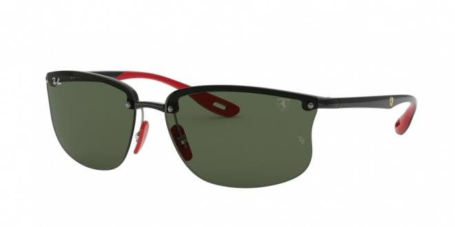 5d0a444bd84 Sunglasses Ray-Ban RB4322M SCUDERIA FERRARI COLLECTION ...