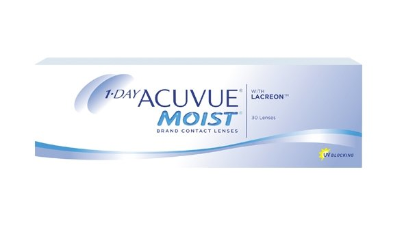 1-Day Acuvue Moist (30 Lentillas)