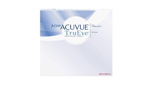 1-Day Acuvue TruEye (90 Lentillas)