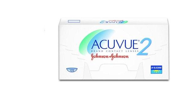 Acuvue 2 (6 Lentillas)