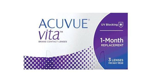 Acuvue Vita (3 lentillas)