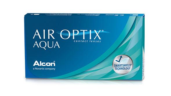 Air Optix Aqua (3 Lentillas)