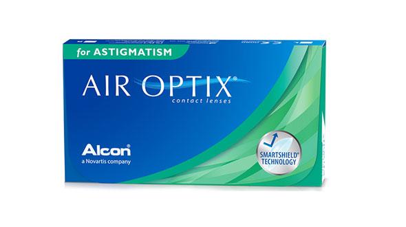 Air Optix for Astigmatism  (3 Lentillas)