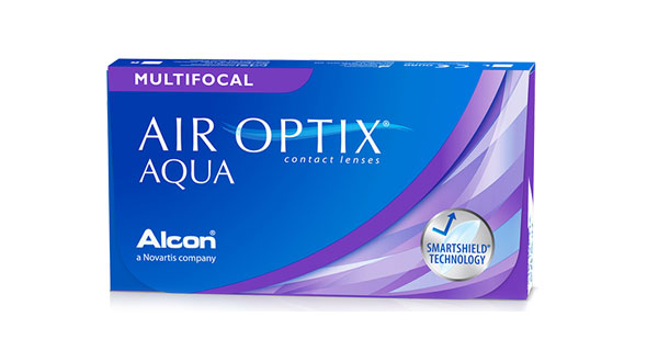 Air Optix Multifocal (3 Lentillas)