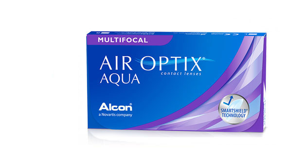 Air Optix Multifocal (6 Lentillas)