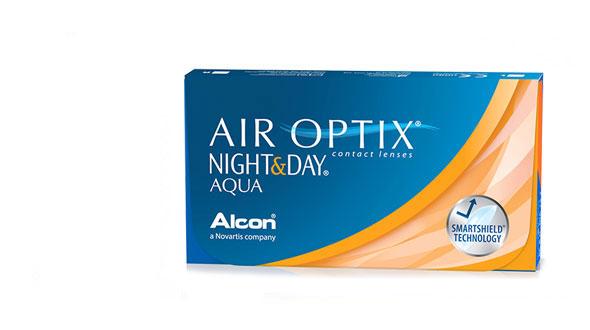 Air Optix Night & Day (6 Lentillas)